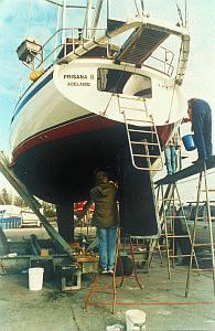 Stern of Prisana II