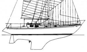 S&S 34 monohull